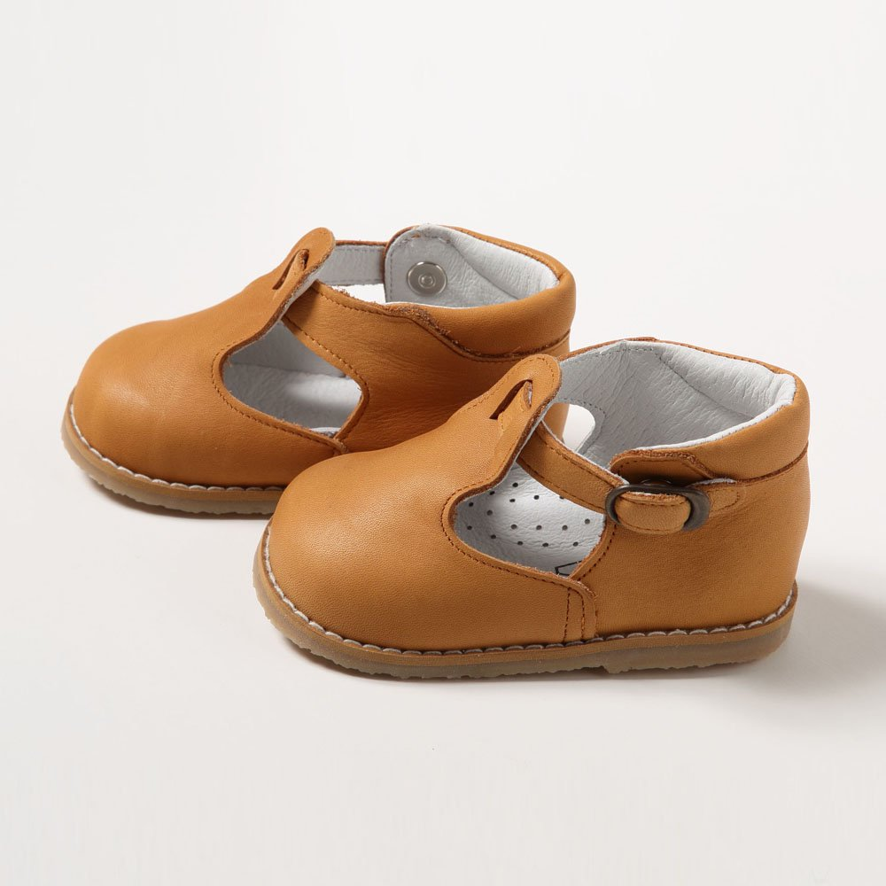 【20%OFF】Baby T-Strap CAMEL img3