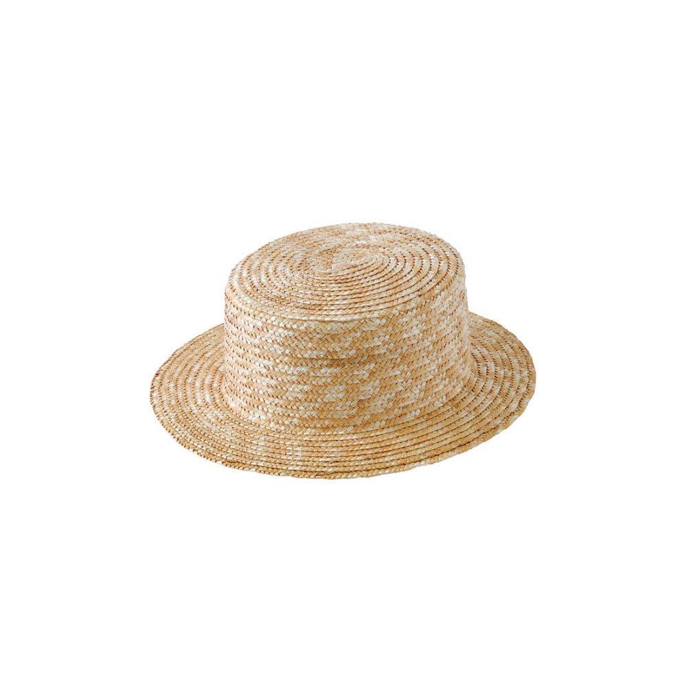 Canotier 35 Hat no ribbon Kid / Adult img