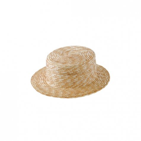 Canotier 35 Hat no ribbon Kid / Adult