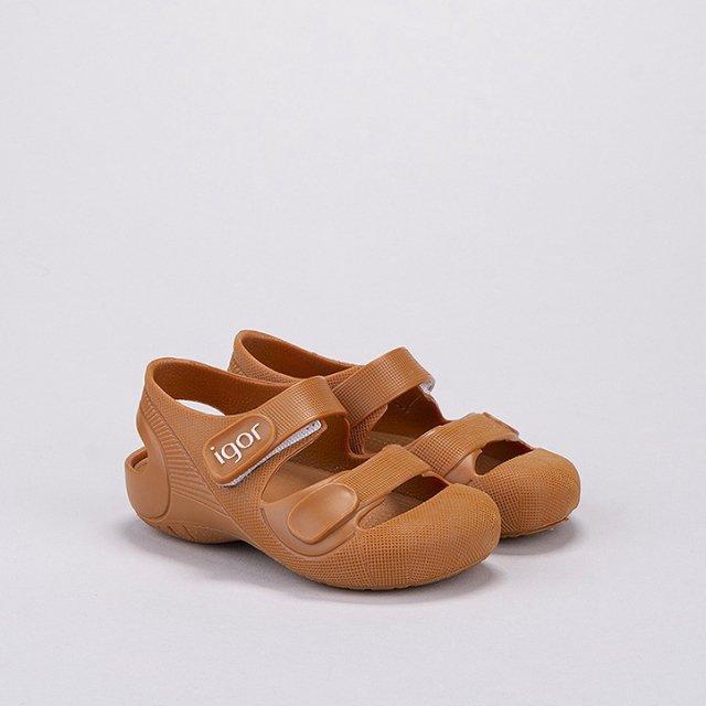 Sandal Bondi Solid Caramelo img1