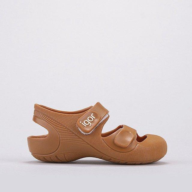 Sandal Bondi Solid Caramelo img2