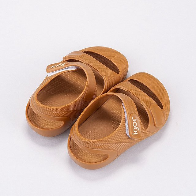 Sandal Bondi Solid Caramelo img3