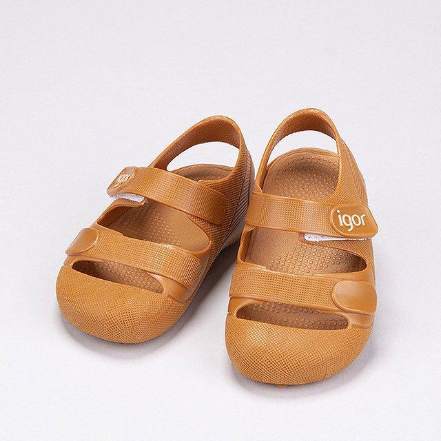 Sandal Bondi Solid Caramelo img4