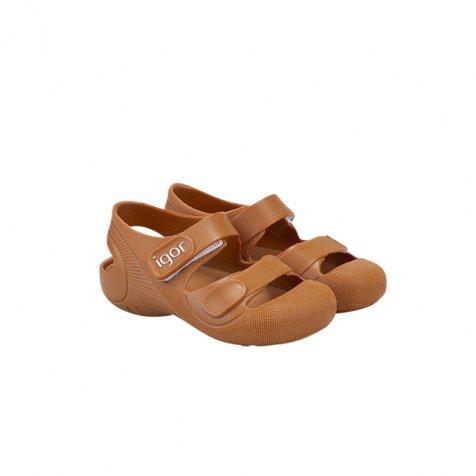 Sandal Bondi Solid Caramelo