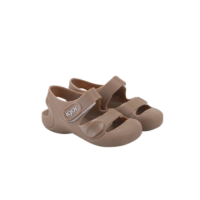 Sandal Bondi Solid Taupe img