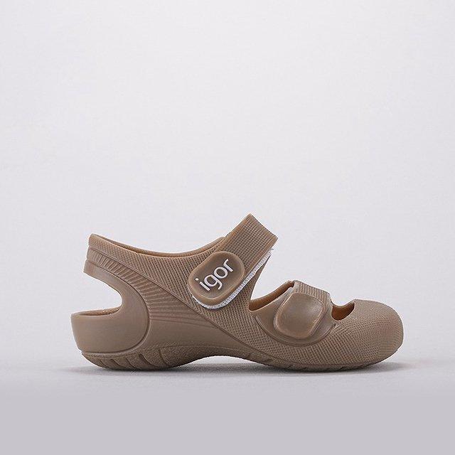 Sandal Bondi Solid Taupe img2