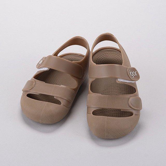 Sandal Bondi Solid Taupe img3