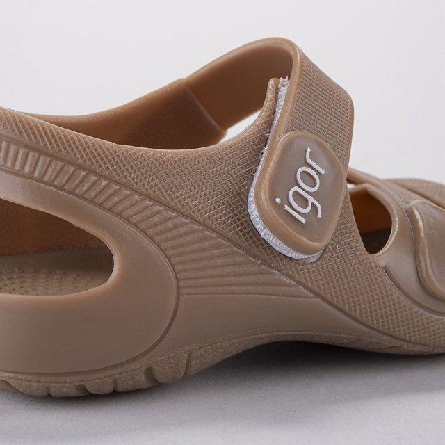 Sandal Bondi Solid Taupe img4