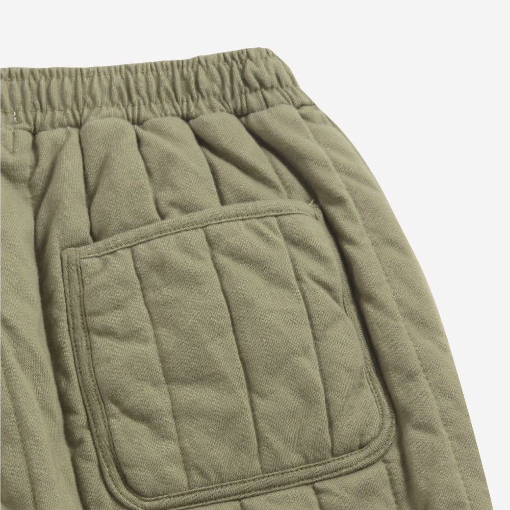 B.C quilted jogging pants img3