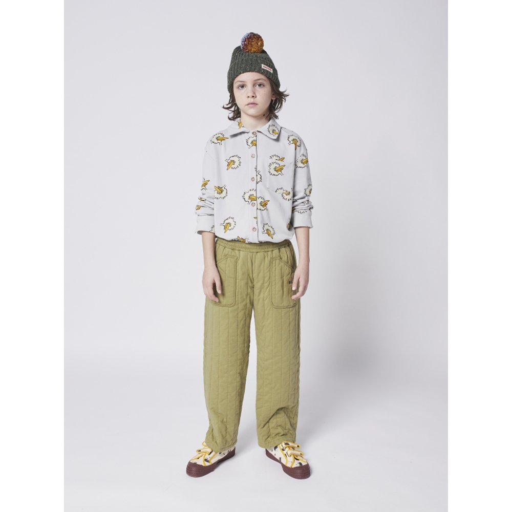 B.C quilted jogging pants img5