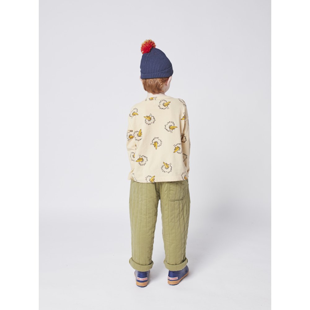 B.C quilted jogging pants img7