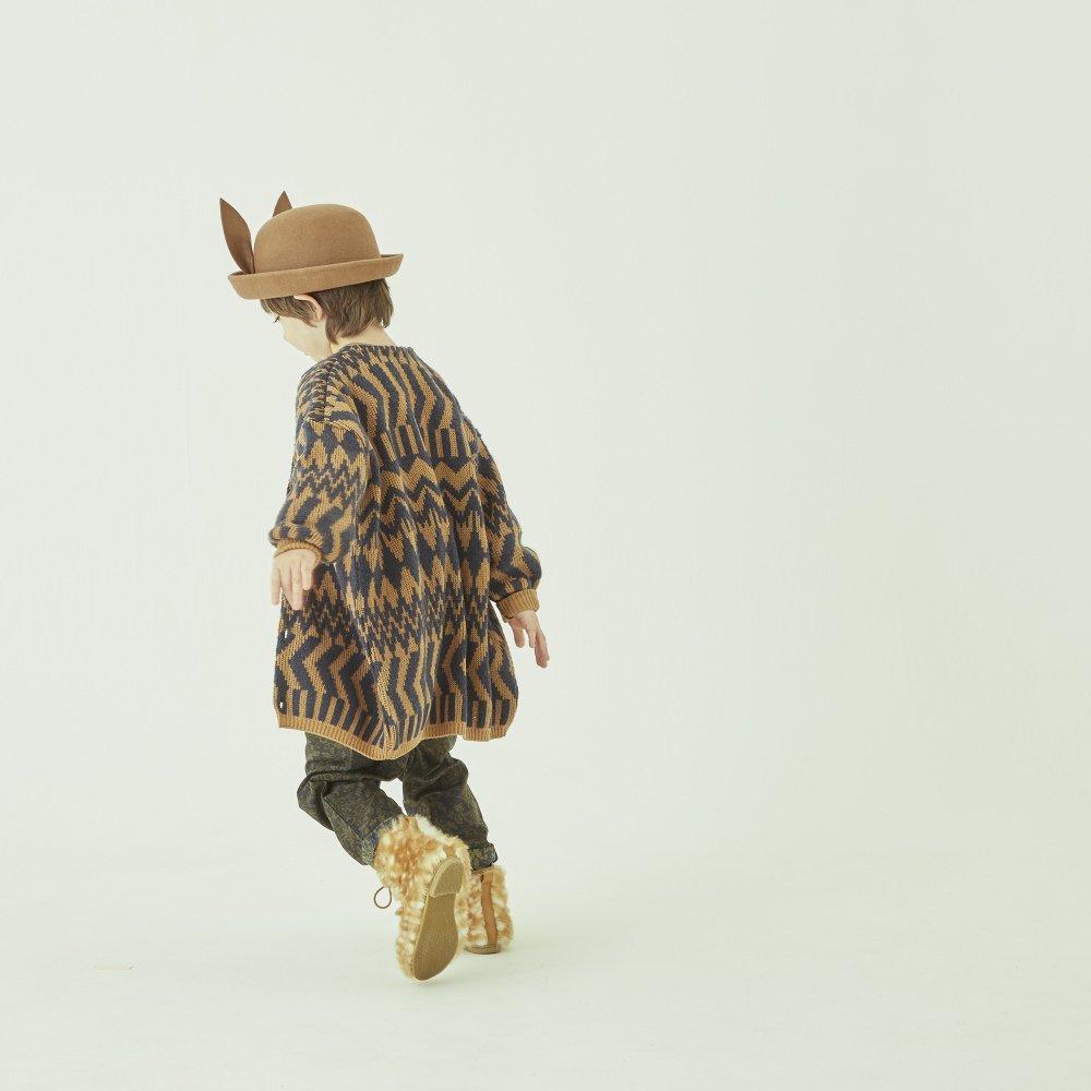 Beast HAT by CA4LA beige img5