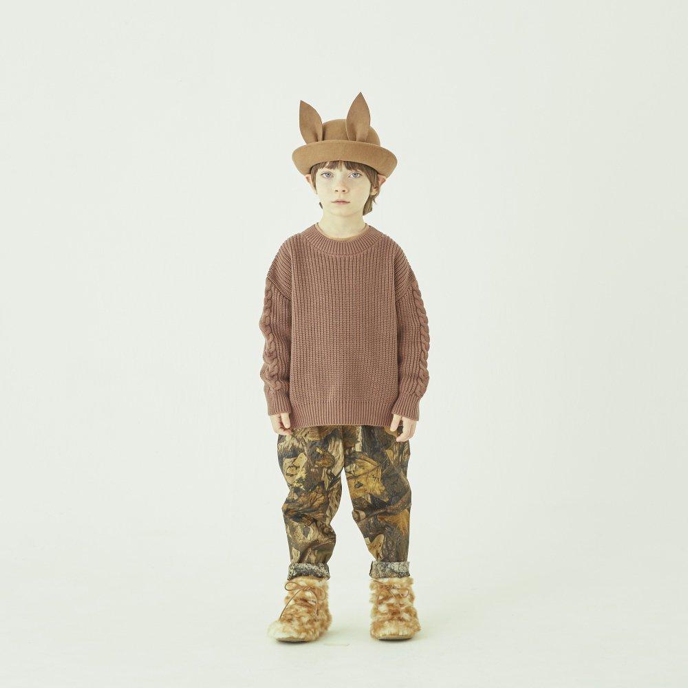 Beast HAT by CA4LA beige img7