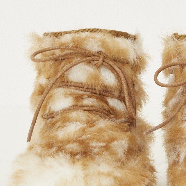 Fur boots bambi fur img1