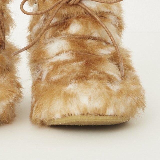 Fur boots bambi fur img2