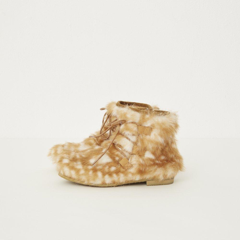 Fur boots bambi fur img3