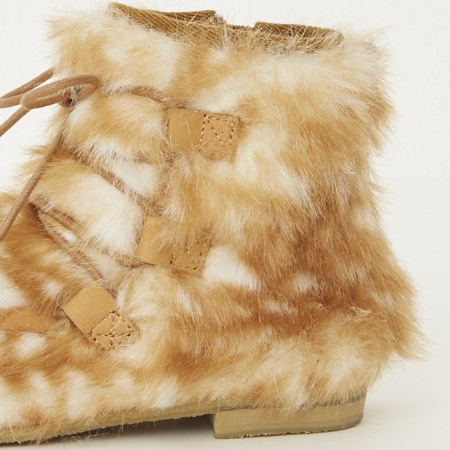 Fur boots bambi fur img4