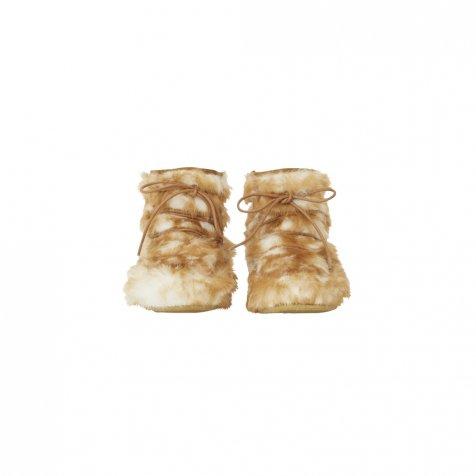 【7/21正午販売開始】Fur boots bambi fur