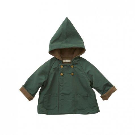 【7/21正午販売開始】【8月入荷次第発送】elf coat green