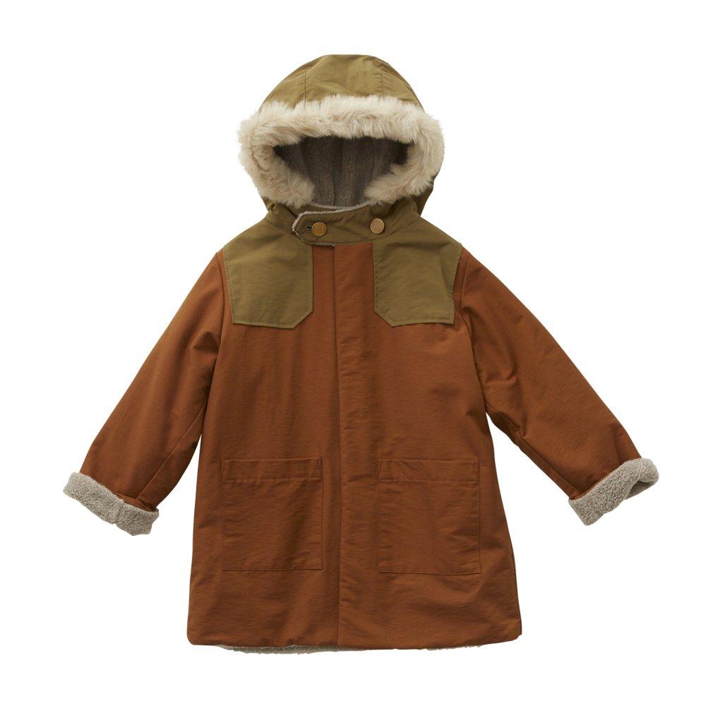 high lander coat brown img