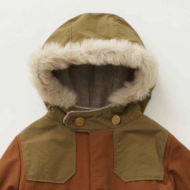 high lander coat brown img1