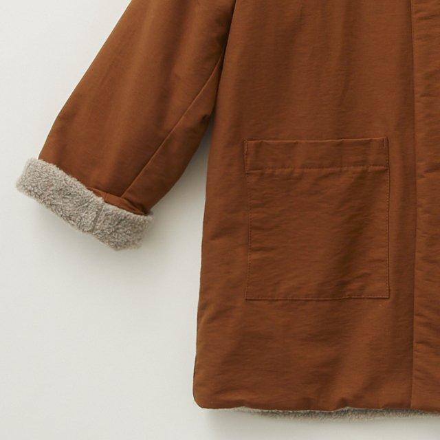 high lander coat brown img2
