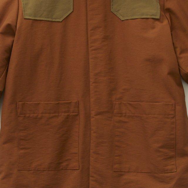 high lander coat brown img3