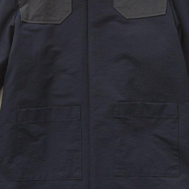 high lander coat navy img3