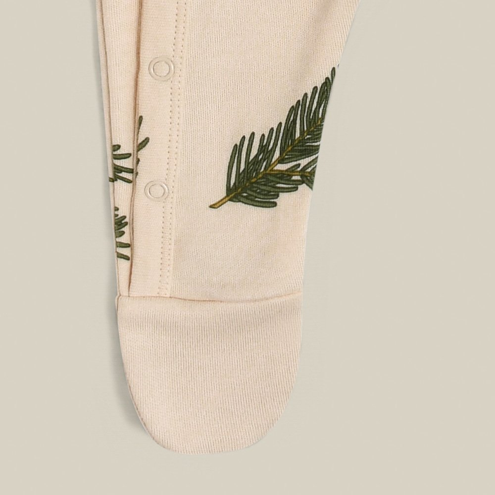 Pine Forest Suit w contrast feet img5