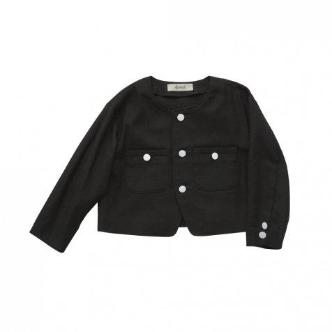 【ご予約受付・お届けは1月〜2月】Ceremony CHANEL jacket black