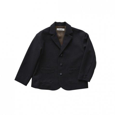 【ご予約受付・お届けは1月〜2月】Ceremony tailored box jacket black