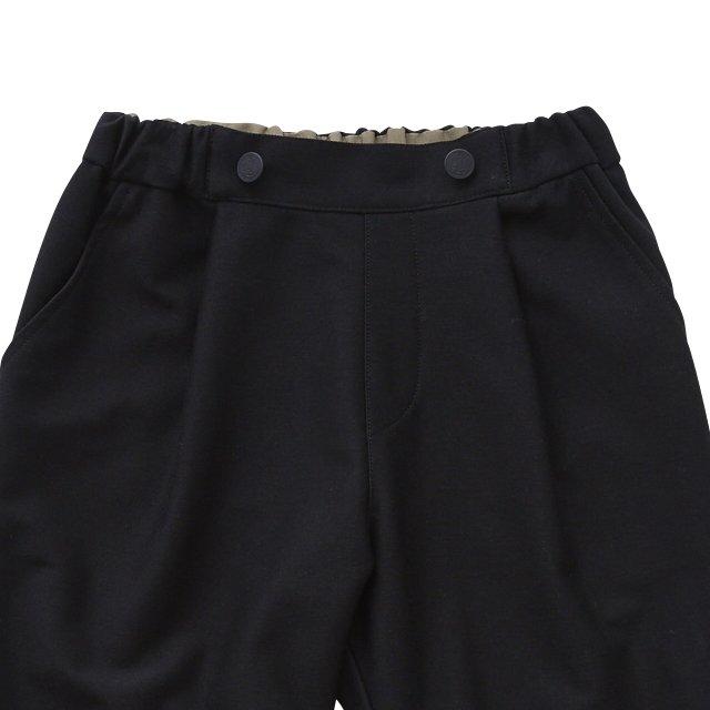 【ご予約受付・お届けは1月〜2月】Ceremony pants black img1