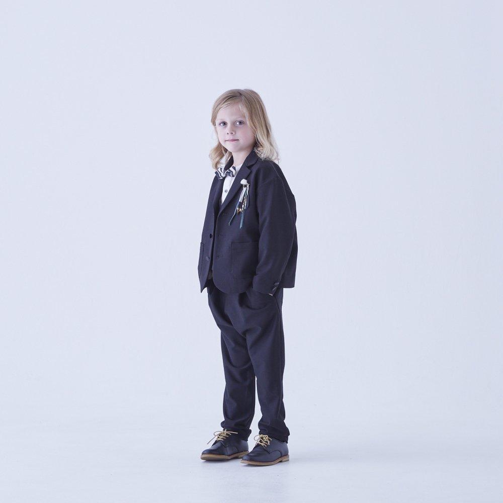 【ご予約受付・お届けは1月〜2月】Ceremony pants black img3