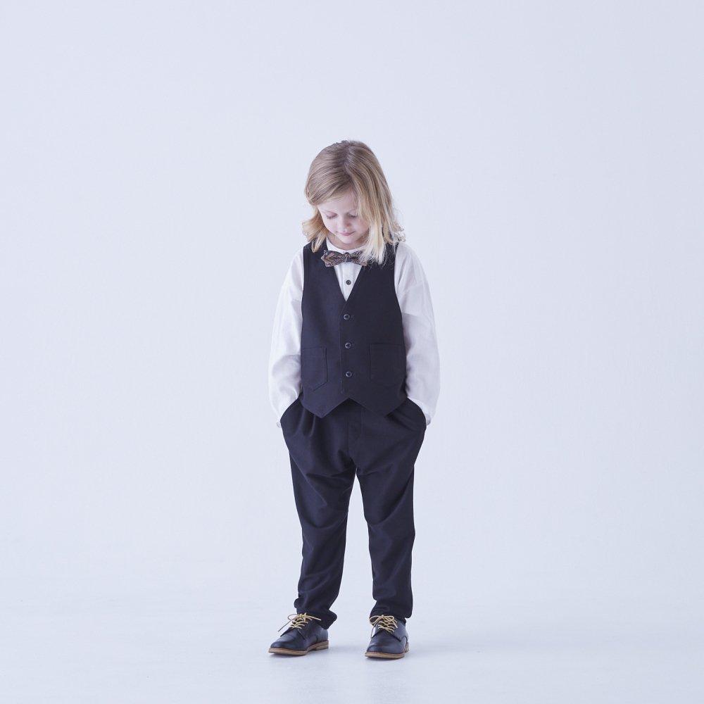 【ご予約受付・お届けは1月〜2月】Ceremony pants black img4