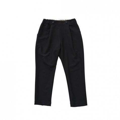 【ご予約受付・お届けは1月〜2月】Ceremony pants black