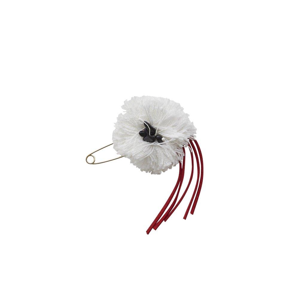 【ご予約受付・お届けは1月〜2月】Flower corsage white img