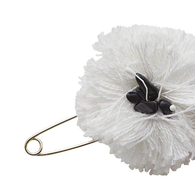 【ご予約受付・お届けは1月〜2月】Flower corsage white img1