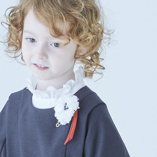 【ご予約受付・お届けは1月〜2月】Flower corsage white img4