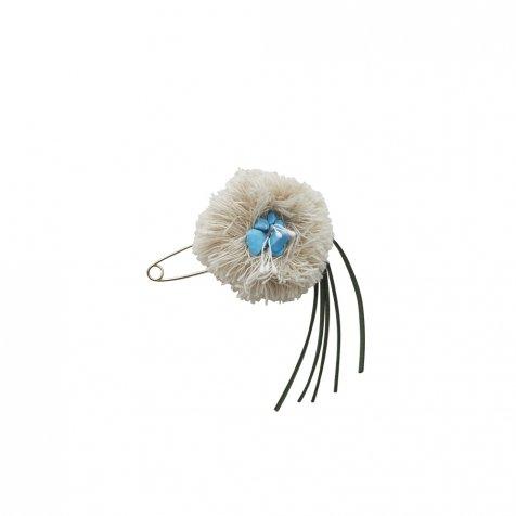 【ご予約受付・お届けは1月〜2月】Flower corsage natural