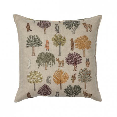 Fall Gathering Pillow (Cover Only)