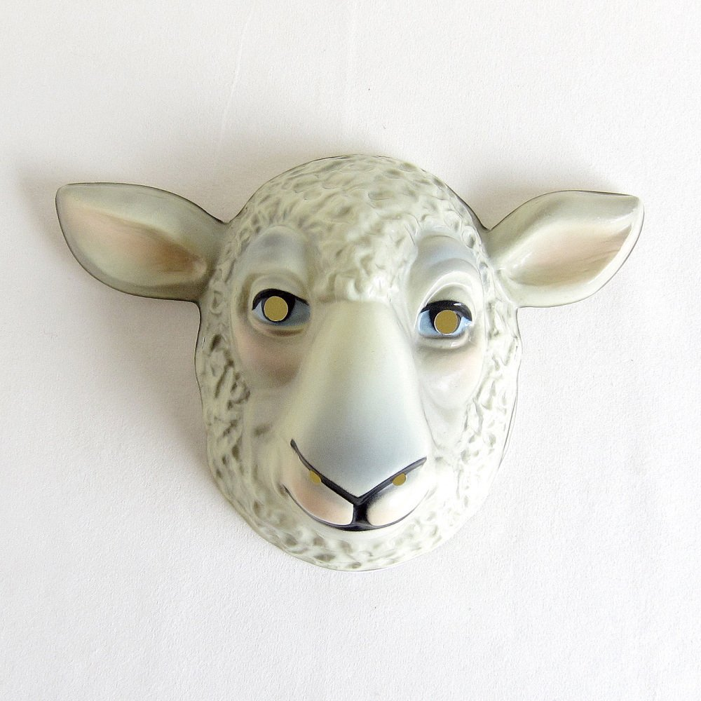 Animal Mask Sheep img1