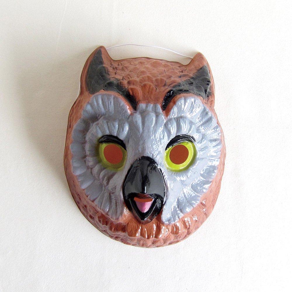 Animal Mask Owl img1