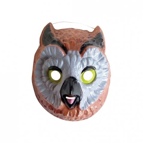 Animal Mask Owl