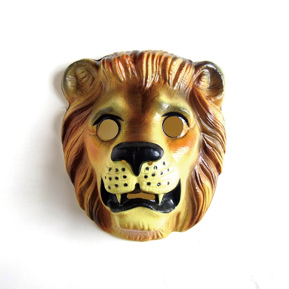 Animal Mask Lion img1