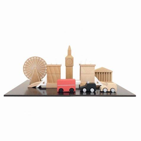 machi London 自分だけのまちづくりができるおもちゃ ロンドン版