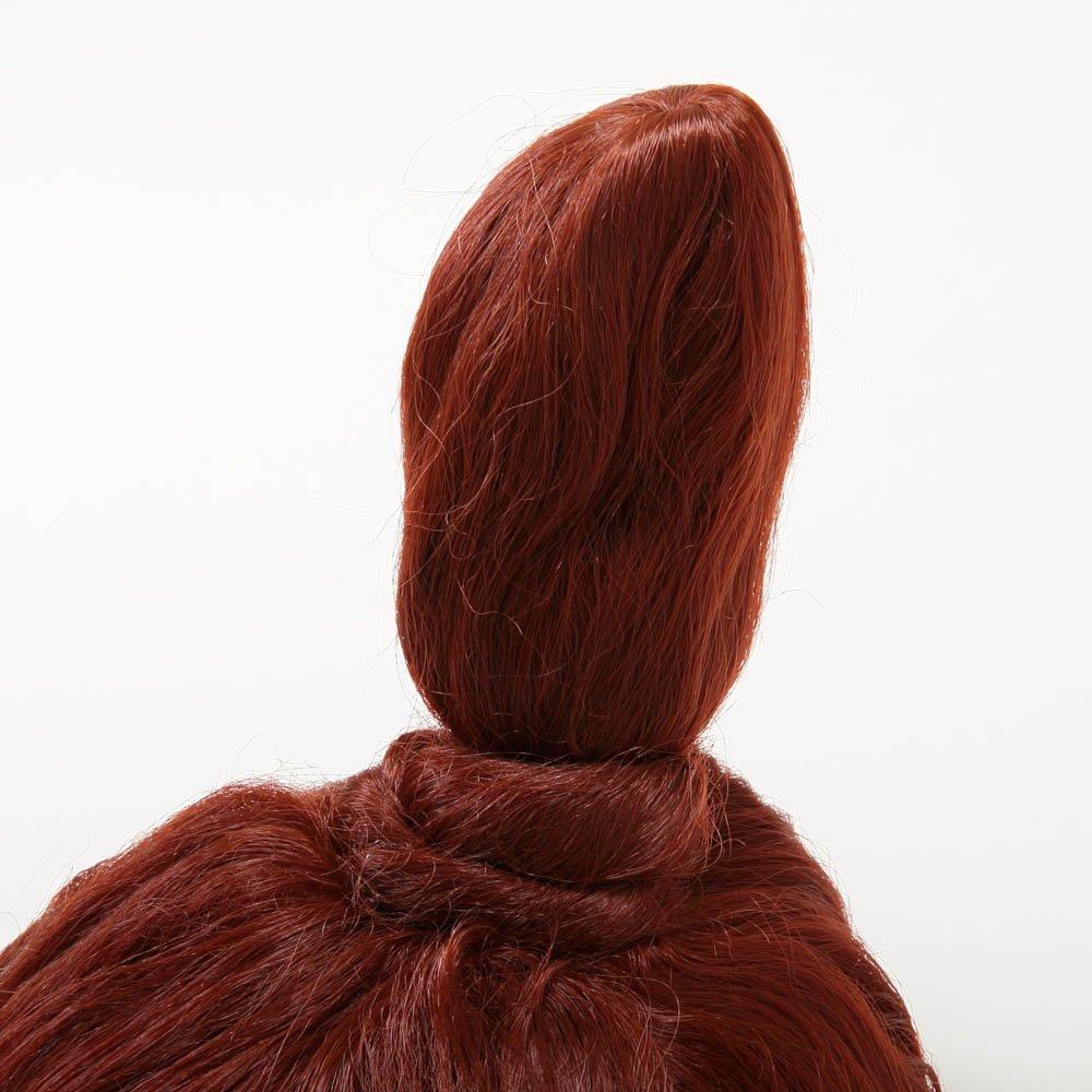 【MORE SALE 50%OFF】LITTLE MY's WIG by MOOMIN ムーミン谷のコスチューム リトルミィのウィッグ img2
