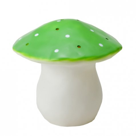 【MORE SALE 50%OFF】Big Mushroom Lamp GREEN