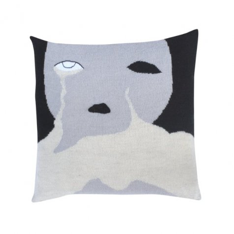 【初値下げ!】Cry Baby Pillow Case black