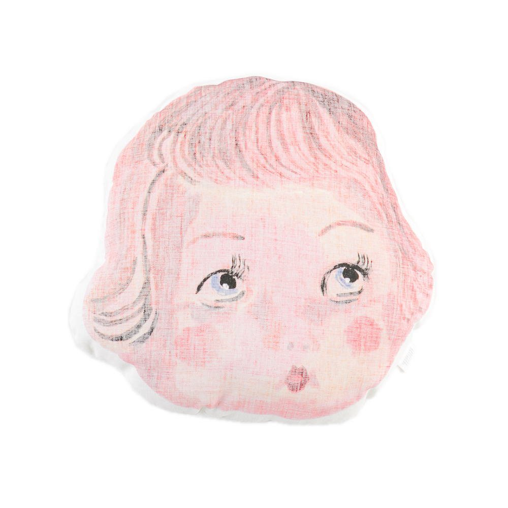 Face Pillow Doll Face img