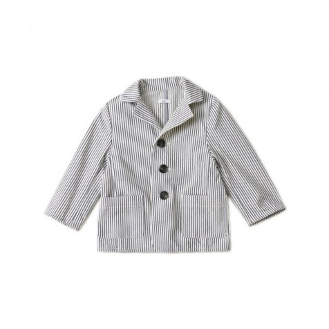【MORE SALE 70%OFF】JACKET JUDE NAVY PIN
